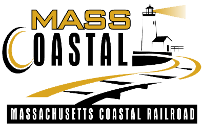 Mass Coastal Railroad logo